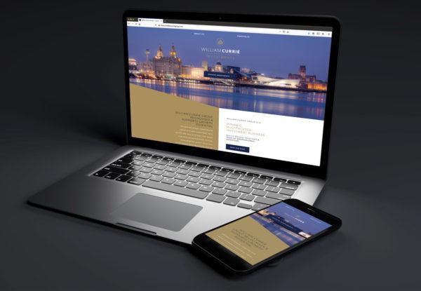 William Currie Group Website
