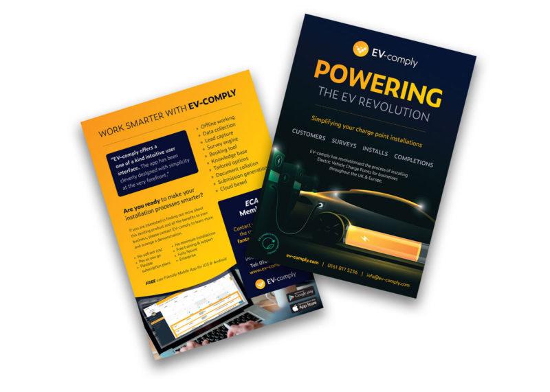 EV-comply leaflets