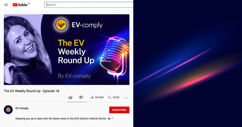EV-comply youtube