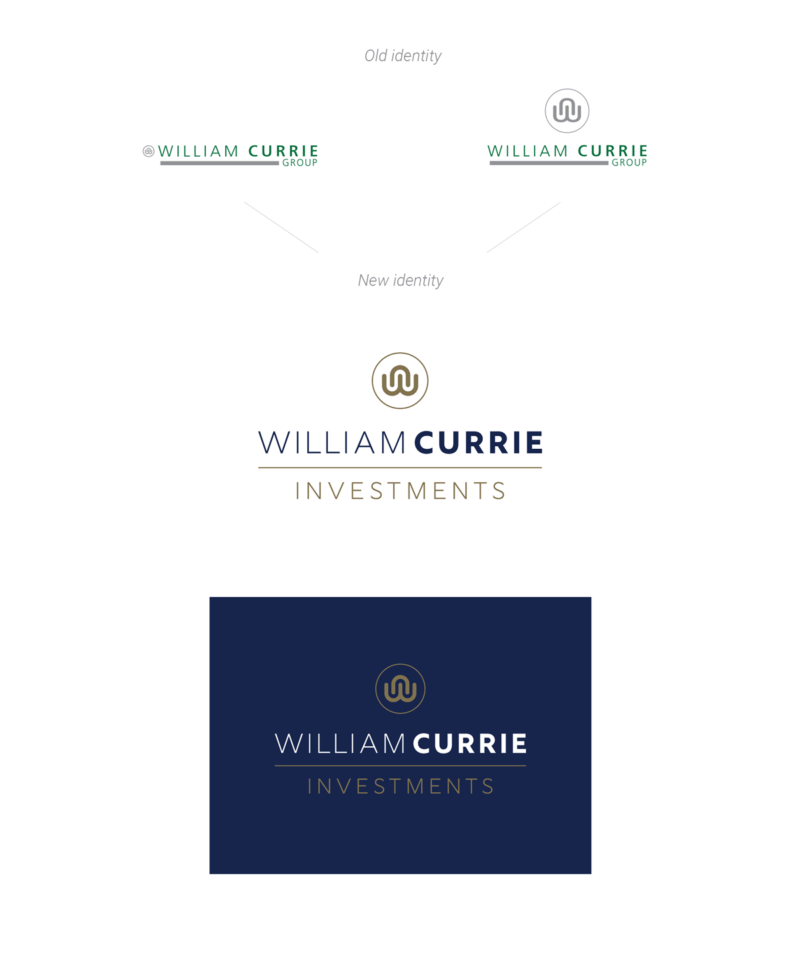 William Currie Group Logo Update